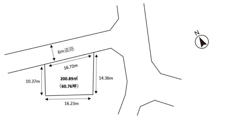 宇都宮市下岡本町(区画整理地内)